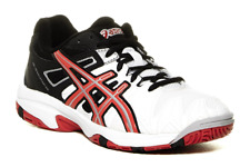 Asics Gel-Resolution 5 G Kids Running Tennis Shoes, Girls Boys Youth Size 1