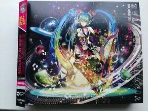 Mitchie M feat. Hatsune Miku Virtual Pop Star [CD+DVD, badge, keyring] Ltd Ed