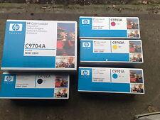 KOMPLET SATZ +TROMMEL HP LJ 1500 2500..9700A,9701A,9702A,9703A,9704A NEU OVP