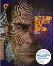 Investigation Of A Citizen Above Suspicion - 3 DISC SET (2013, REGION A Blu-ray