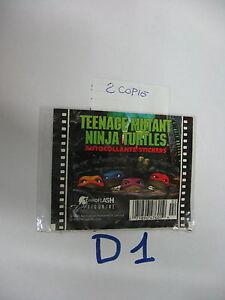 Bustian Figurine Ninja Turtles ( sigillata completa)