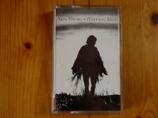Neil Young Harvest Moon / Reprise Records MC  –   9362-45057-4  RAR!