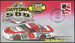 Peterman Sports Plus NASCAR Dale Earnhardt Jr. Daytona 500 Event Cover