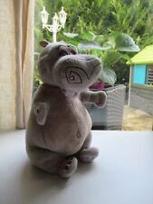 ♥♥ Peluche Doudou Hippopotame Gloria Madagascar 3 Hauteur 20 Cm