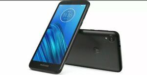 Motorola Moto E6 16GB XT2005DL (TracFone) Android Smartphone