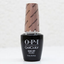 OPI GelColor Soak Off LED/UV Gel Nail Polish 15ml .5oz Press * for Silver #HPG47