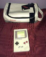 Nintendo Entertainment System Dopp Kit~Travel Bag~Toiletry & Gameboy Notebook