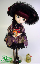 Jun Planning Pullip Ai-Lan Red Head in Kimono & Lolita Bonnet Doll New in box
