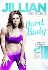 Jillian Michaels: Hard Body (DVD, 2013) * NEW *