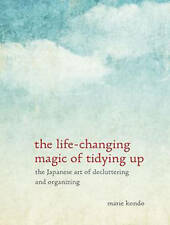The Life-Changing Magic Tidying Up: Japanese Art Declut by Kondo, Marie CD-AUDIO