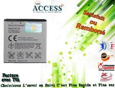 Batterie BST-38 pour Sony Ericsson C510 C905 C902 K770i K850i W995 X10 MiniPro