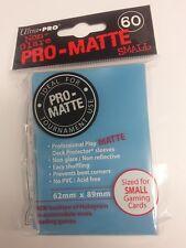 Ultra Pro Pro-Matte Sleeves / Schutzhüllen Japan Hellblau (60 Stk.)