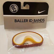 Nike Baller ID Bands Wrist Wristbands Authentic Battlegrounds Ak0011 903