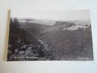 Vintage RP Postcard ALLEN BANKS+GORGE STAWARD (Northumberland) - J & A G No 1997