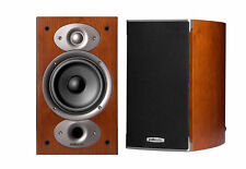 Polk Audio RTiA1 Cherry Bookshelf Speakers (ONE PAIR) RTi A1 Brand New