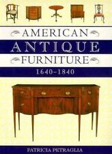 American Antique Furniture: 1640-1840-ExLibrary