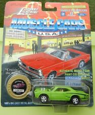 #2 SUBLIME DODGE CORONET SUPER BEE SCAT PACK BOYS 1970 1995 JOHNNY LIGHTNING JL