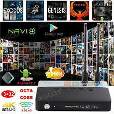 XGODY DDR4 Android 7.1 3+32G Smart TV BOX S912 Octa Core KODI 17.1 Network Media
