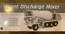 First Gear 1:34 19-2902 Rohrer Quarry Front Discharge Mixer 10th Anniversary--AB