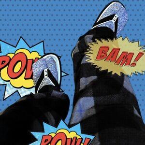2-PAIR2-Toe Socks 2-for-1! Socks for Sandals Blue Grey BOGO Free Men Women NEW!!