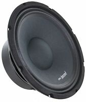 """MLM-10A Midbass 10"""" 400 Wts 8 Ohm Mc Laren Sound Systems 2"""" VC"""