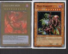 Yugioh Card - Maju Garzett DR1-EN186