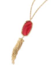 💖🌟NWT Kendra Scott Rayne Necklace in Burgundy Illusion 🌟💖