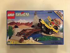 Lego Adventure 6490 - Amazon Crossing NEW In Factory Sealed Box 1997 - RARE