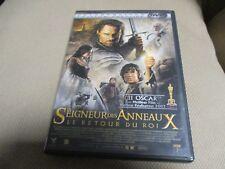 """EDITION COLLECTOR 2 DVD """"LE SEIGNEUR DES ANNEAUX 3 : LE RETOUR DU ROI"""""""
