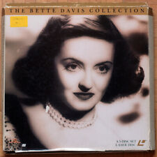 THE BETTE DAVIS COLLECTION • THE OLD MAID • THE LETTER • STOLEN LIFE • LASERDISC
