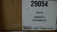 NEW WESTERN SNOW PLOW Truck Side wiring harness 29054 kit