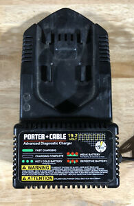 Porter Cable 1-Hour 19.2V Battery Charger Model 8624