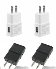 2X 2A USB Home Wall AC Adapter Charger US Plug For Samsung S6 S7 Note LG HTC
