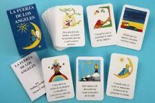 TAROT LA FUERZA DE LOS ANGELES 60 cartas mini AGM diseño Rohr Winter en español