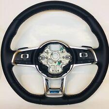 OEM VW Golf VII 7 R-line Three-spoke steering wheel DSG multifunctional CNL