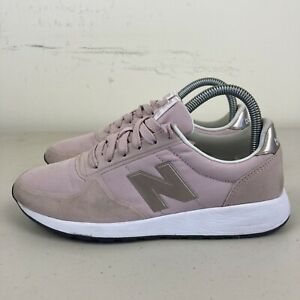 New Balance 215V1 Womens Running Shoes Pink Silver US 7 VGC + Free Postage