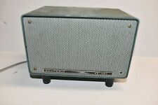 vintage  Heathkit HS-1661 External Speaker for ham radio communications