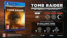 Shadow of the Tomb Raider-Croft Edition | PlayStation 4 PS4 nouveau