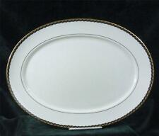 Large - LENOX - DEBUT COLLECTION - SAMANTHA - BONE CHINA - OVAL PLATTER