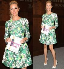 Blaque Label Palm Leaf Print Dress SZ S - NWOT