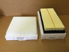 OE Replacement Engine & Cabin Air Filter For Mitsubishi Mirage 1500A617 1500A570