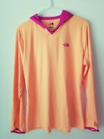 The North Face Women's Size L Large Flashdry Pullover Hoodie Running