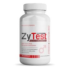 ZyTest | Testsosterone Booster | Men's Sexual Health Vitamins Sex Pills