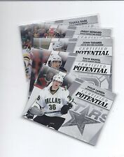 10-11 2010-11 CERTIFIED POTENTIALS - FINISH YOUR SET - LOW SHIPPING RATE