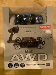 Kyosho 32618HK MINI-Z AWD HKS GT-R R32 Must Have!!! FREE Shipping