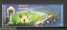Bangladesh 2015 ICC Cricket World Cup Players Stadium 1v MNH # 242
