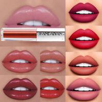 3D Cream Lip Stain Velvet Matte Lip Gloss Water Drop Moisturizer Lip Glaze Tint