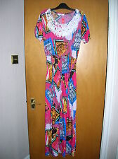 NEW W/T LADIES XL XXL 14 16 18 SEXY SUMMER MAXI DRESS TRANSVESTITE CROSSDRESSER