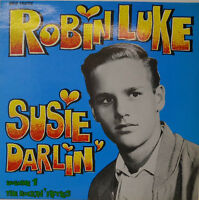 Robin Luke Susie Darlin Bfx 15022 LP (Y37)