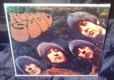 The Beatles Rubber Soul SEALED USA 1965 1ST PRESS RIAA 2 LP W/ NO BARCODE